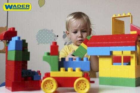 Photo - Construction set – toy for intelligent children!