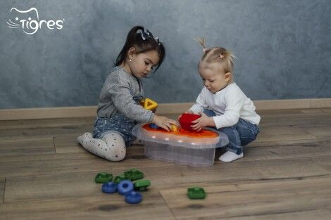 Фото - Cортер - самая полезная развивающая игрушки для годовалых малышей