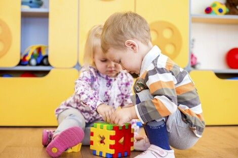 Photo - Getting ready for kindergarten: developing the necessary skills