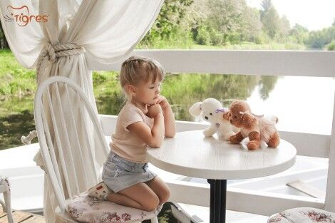 Photo - Toys by TM Tigres – take care of the baby's development and the environment