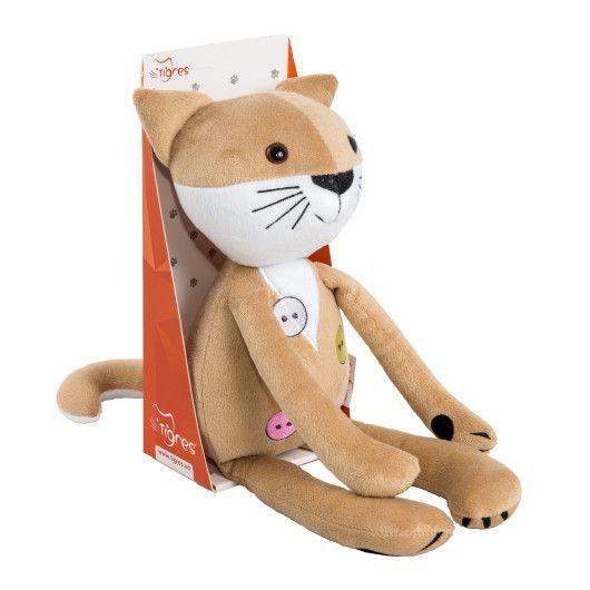 """Котик """"Обіймашка"""", 48 см, Tigres"""