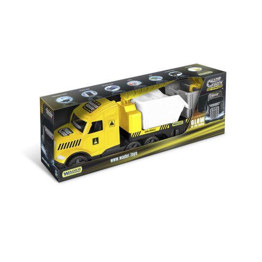 """""""Magic Truck Technic"""" з будівельними контейнерами - 3"""