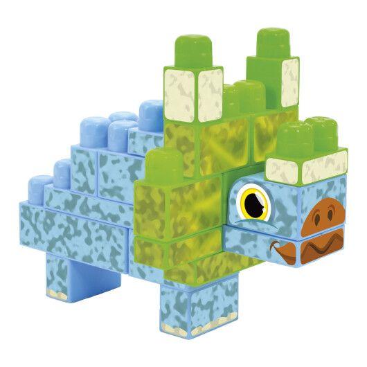 """""""Baby Blocks"""" конструктор Діно - трицератопс - 2"""