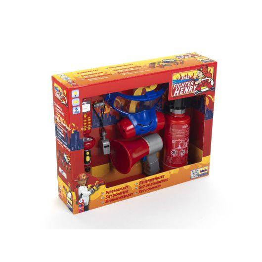 Набір пожежника середній - 3