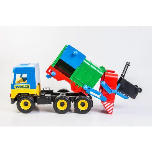 """Middle truck"" сміттєвоз - 6"