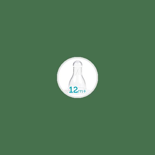 Пляшка скляна 240 мл з малюнком - 3