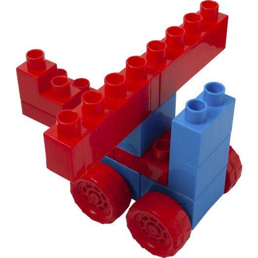 """Kids Blocks"" конструктор 70 ел. (в банці) - 5"