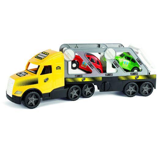 """ Magic Truck"" з авто купе"