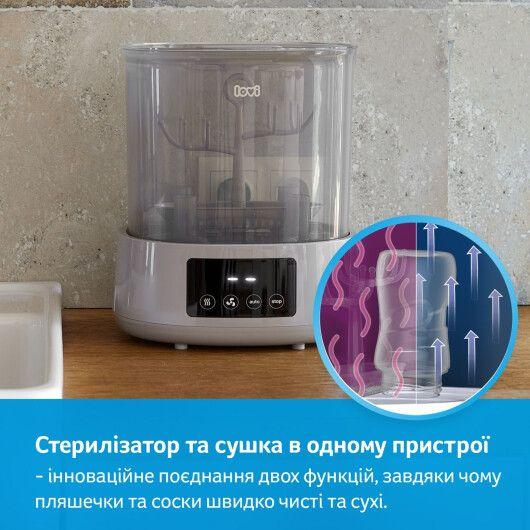 LOVI Стерилізатор електричний паровий з сушкою - 10