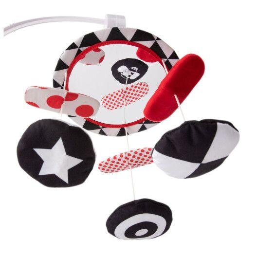 Canpol babies Карусель плюшева музична Sensory Toys - 3