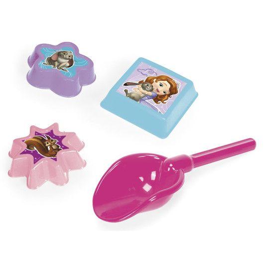 Лопатка + 3 формочки мікс -  Disney - 8