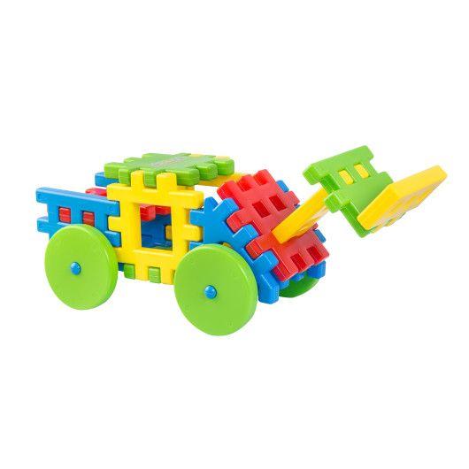 "Іграшка-конструктор ""Поєднайко"" 25 ел. - 3"