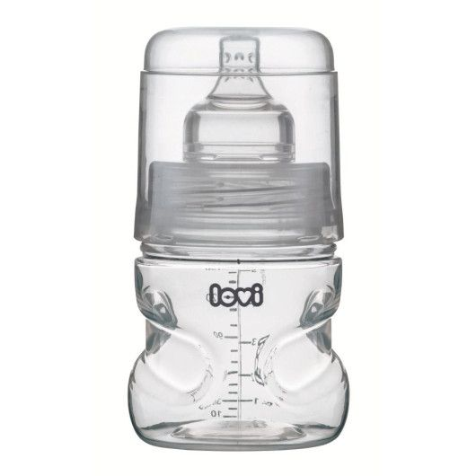 Пляшка самостерилізуюча 150 мл LOVI (super vent) - 2