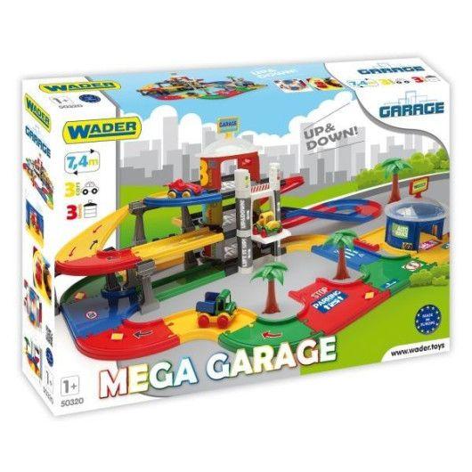 Мега гараж - 2