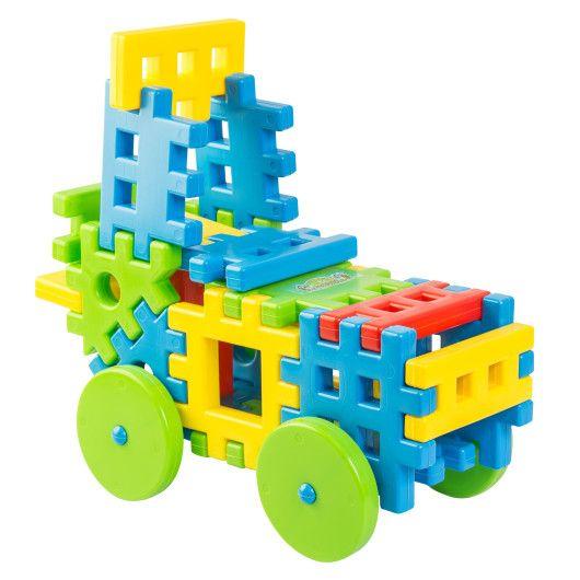 "Іграшка-конструктор ""Поєднайко"" 25 ел. - 4"