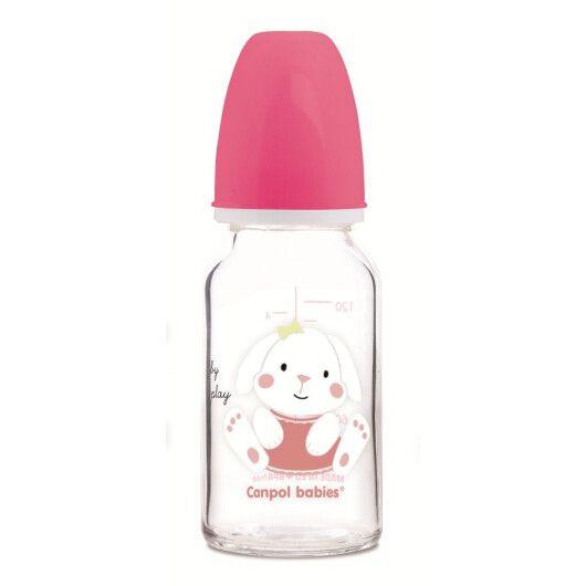 Пляшка скляна 120 мл Sweet fun