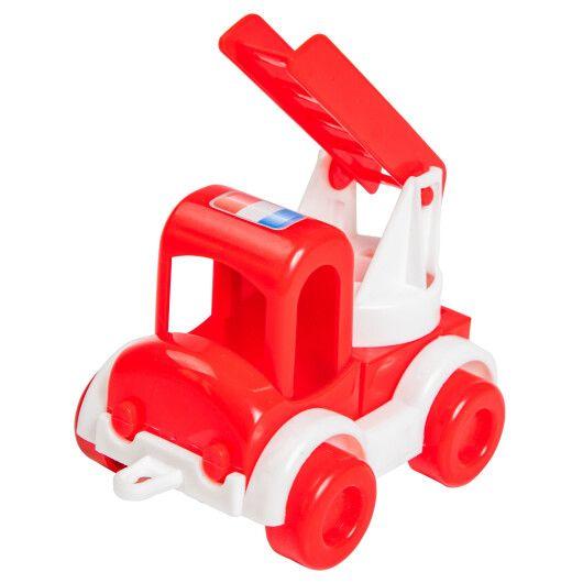 """Набір авто """"Kid cars"""" пожежний - 3"""