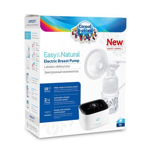 Canpol babies Молоковідсмоктувач електричний Easy&Natural - 8