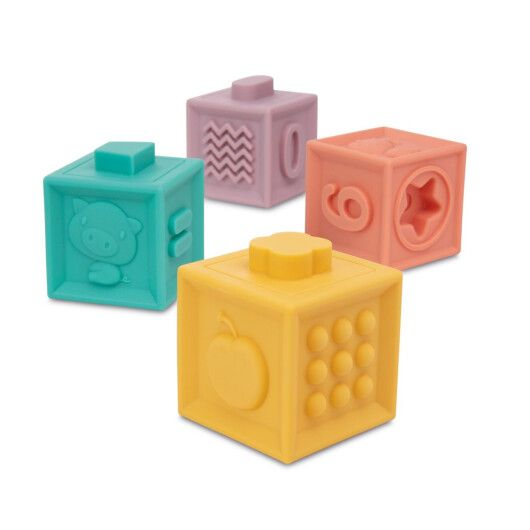Canpol babies Іграшка-конструктор м'яка - 2