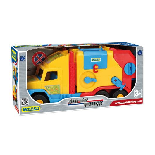"""Super Truck"" смiттєвоз малий - 2"