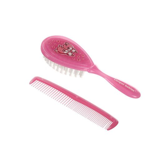 Щiтка для волосся тверда - 2