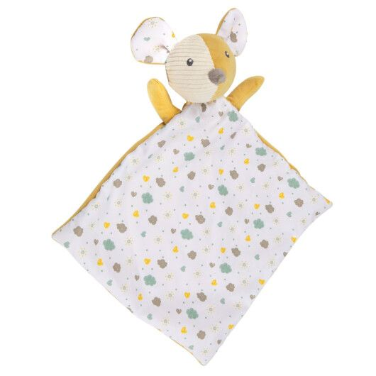 Canpol babies Іграшка плюшева з брязкальцем Mouse - 2