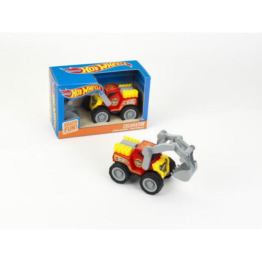 Екскаватор Hot Wheels в коробці - 2