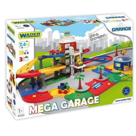 Мега гараж