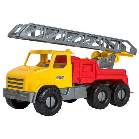 "Авто ""City Truck"" пожежна в коробці - 2"