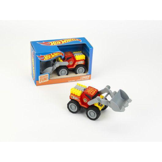 Навантажувач Hot Wheels в коробці - 2
