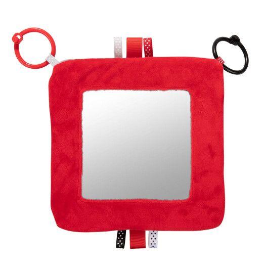 Canpol babies Іграшка-дзеркальце м'яка розвиваюча Sensory Toys - 9