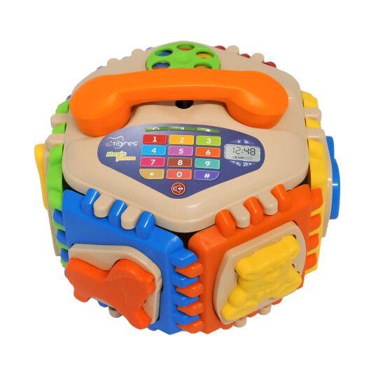 "Іграшка-сортер ""Magic phone"" 27 ел., Tigres"