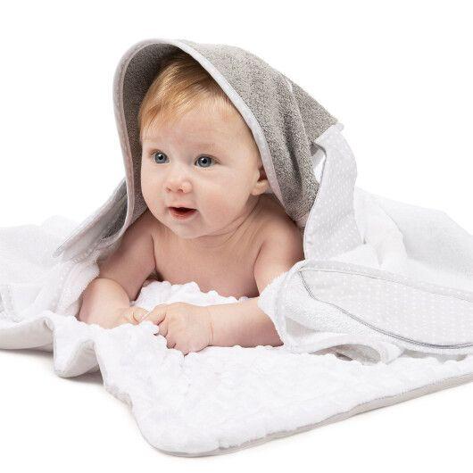 Canpol babies Полотенце після купання з капюшоном 100x100см Кролик - 5