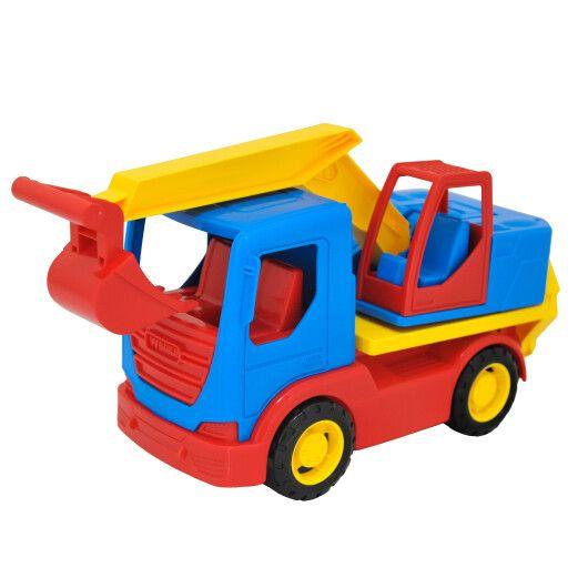 "Авто ""Tech Truck"" навантажувач"