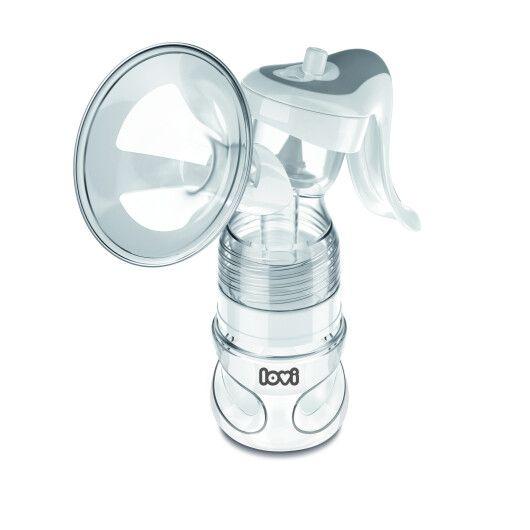 LOVI Молокоотсос ручнойй Expert 3D Pumping