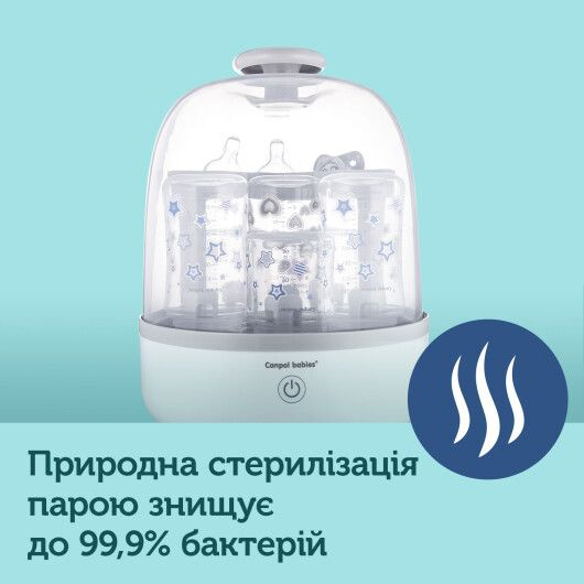 Canpol babies Стерилізатор електричний паровий - 6