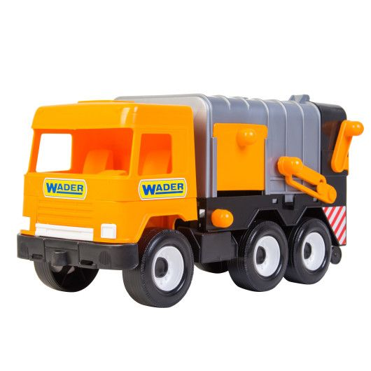 "Auto ""Middle truck"" City garbage truck"