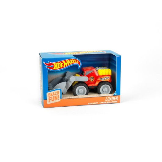Навантажувач Hot Wheels в коробці - 3