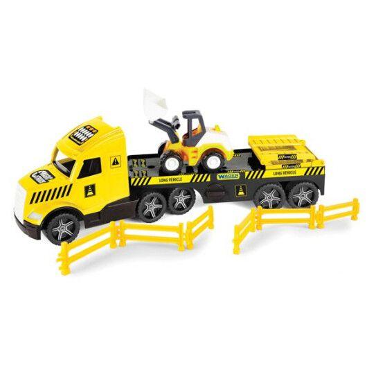 """Magic Truck Technic"" з бульдозером - 2"