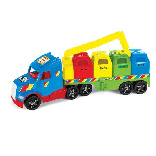 """""""Magic Truck Basic"""" сміттєвоз - 2"""