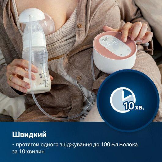 LOVI Молоковідсмоктувач електричний 2-фазний Prolactis 3D Soft - 8