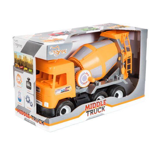 """Middle truck"" бетономішувач city"