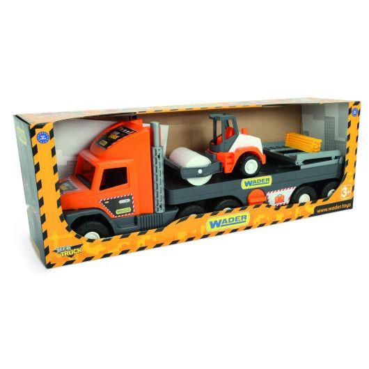 """Super Tech Truck"" з котком - 2"