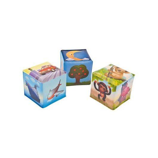 Іграшка - кубик з дзвiночком