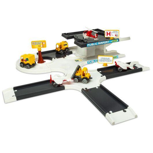 Play Tracks City - аеропорт - 2