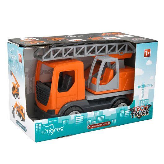 "Авто ""TechTruck"" пожежна в коробці"