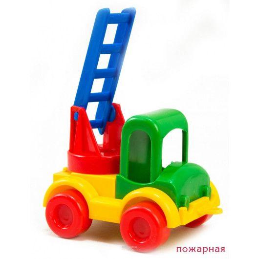 "Авто ""Kid cars"" 12 шт. - 4"