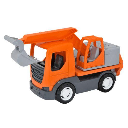 """Авто """"Tech Truck"""" навантажувач в коробці - 2"""