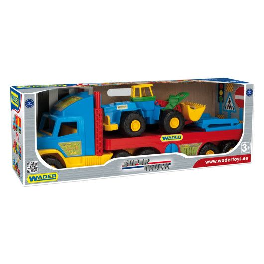 """Super Truck"" з трактором - 2"