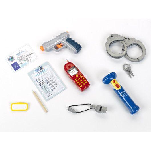 Набір поліцейський 10 елементів - 2